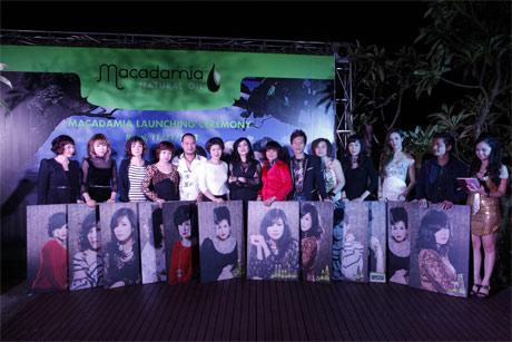 Hình ảnh tại buổi ra mắt CLB Macadamia